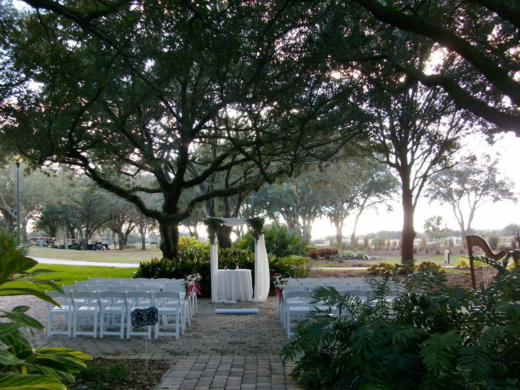 Mystic Dunes Golf Club Wedding Location South Of Orlando Near Disney World Locations Pinterest Clubs And