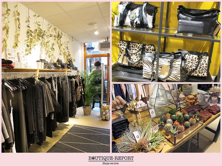 Boutique Netherlands | Fashion | Home accessoires | Leathers Bags | Animal Print | Leopard Bag | Clothing | Shops | Inspiration | Utrecht | Paperbird Concept Store | Boutique-Report