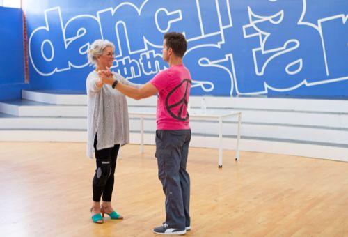Paula Deen Dancing With The Stars Samba Video Season 21 Week 3 – 9/28/15 #DWTS