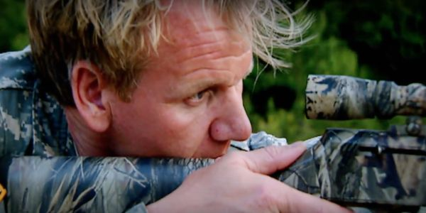 [Recipe] Hunting and Cooking Wild Boar with Gordon Ramsay