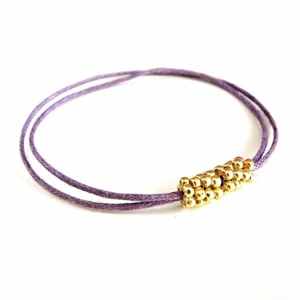 simple and minimalistic bracelet