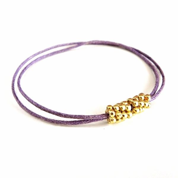 simple and minimalistic bracelet