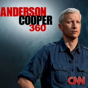 Anderson Cooper 360 is an hour-long news show on CNN that tries to tell news stories from many points of view. It has recieved a few awards from GLAAD and a few Emmys as well.