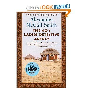 Alexander McCall Smith The No. 1 Ladies' Detective Agency (Book 1)