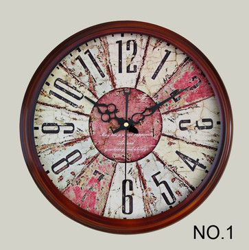 Wall Clocks mediterranean clocks