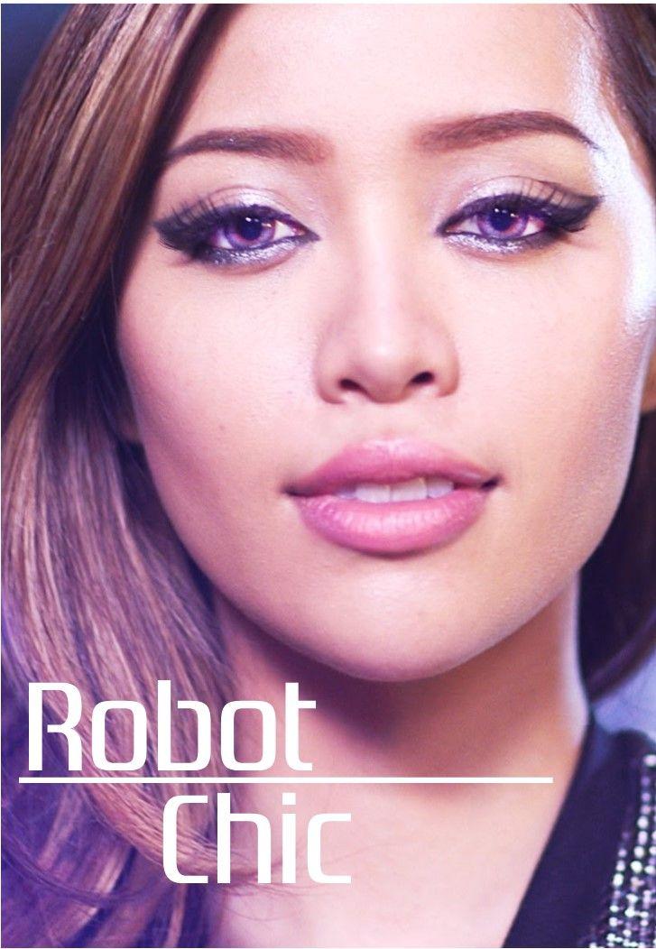 Robot Chic | Michelle Phan Makeup Tutorials