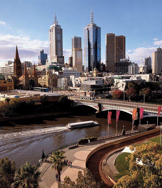Melbourne - City Sights by Australian Tours R Us, via Flickr