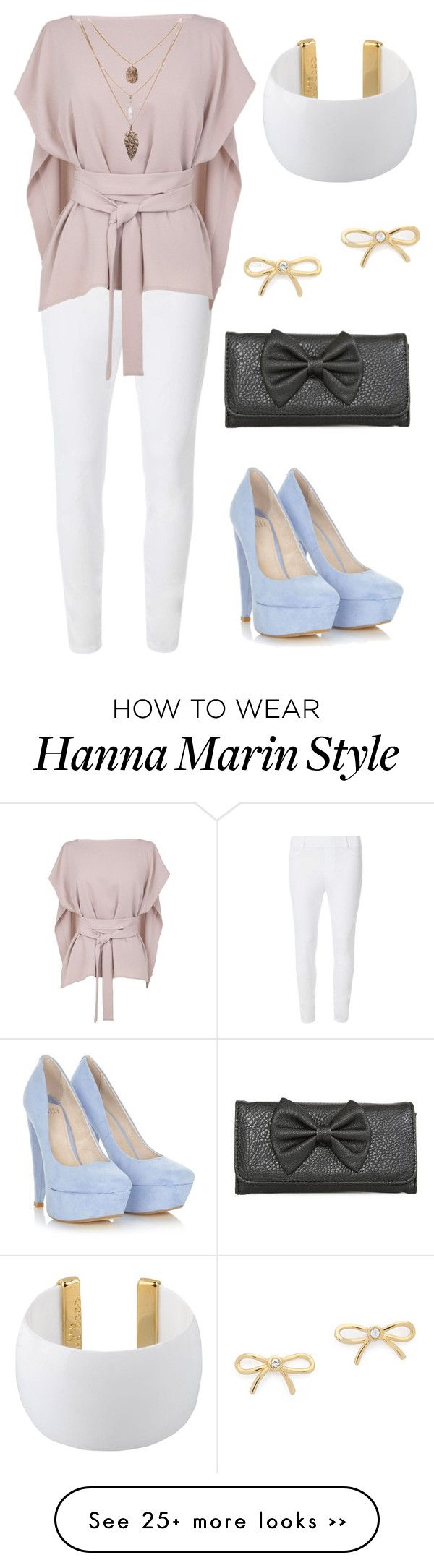 """Spencer Hastings / hanna marin"" by raanijayde on Polyvore featuring Dorothy Perkins, TIBI, Kate Spade and Gogo Philip"
