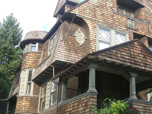 42 best Shingle Style Architecture images on Pinterest Shingle