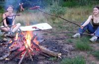 Campfire recipes.