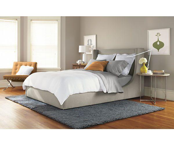 68 best Upholstered Bed Obsession images on Pinterest Bedrooms