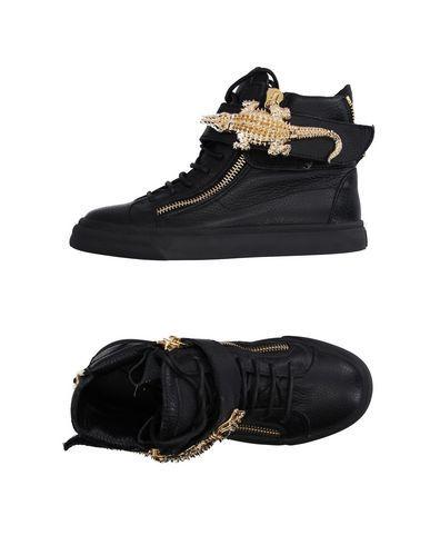 GIUSEPPE ZANOTTI High-tops. #giuseppezanotti #shoes #высокие кеды и кроссовки