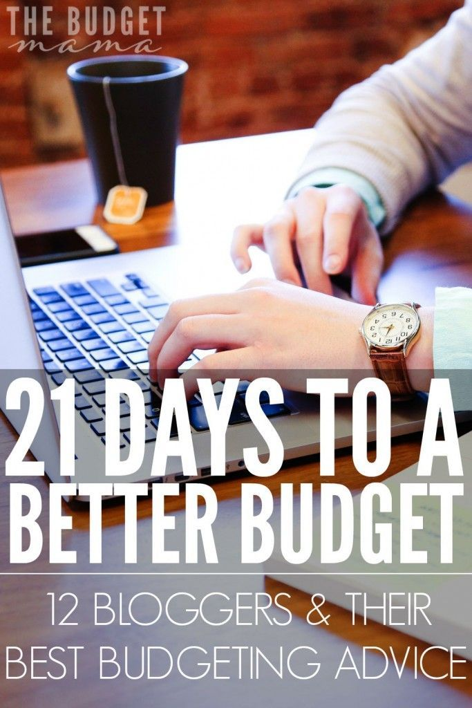 Ready to take your budget to the next level? This series, 21 Days to a Better Budget will help you do just that! 12 Personal Finance Bloggers share their best budgeting advice to help you build a better budget! budgeting budget tips #budget