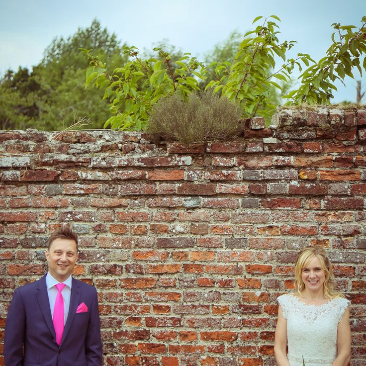 A trendy photo of a bride & groom taken at The Secret Garden in Kent #wedding #quirkyweddings #trendyweddings #weddingphoto #weddingphotography #weddingideas #secretgardenkent #photography#kentwedding #kent #photo
