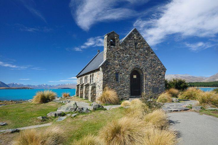 Lake Tekapo | New Zealand | 2014 http://www.honza-libor.cz/novy-zeland-2014