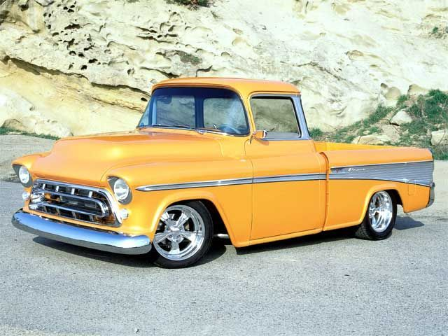 57 Chevy Cameo. Love the tail. SealingsAndExpungements.com 888-9-EXPUNGE Free evaluation-easy payments