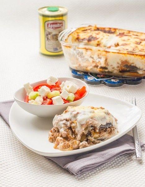 Les 25 meilleures id es de la cat gorie moussaka grecque - Cuisine grecque traditionnelle ...