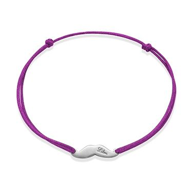 The Moustache on a colored string by Lilou is the perfect original present for Christmas! Only £14 on www.lilouparis.com #lilou #moustache #string #christmas #present #ideas