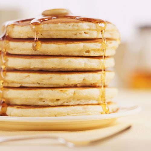 IHOP reveals its tricks for making flawless stacks on stacks on stacks—every time.