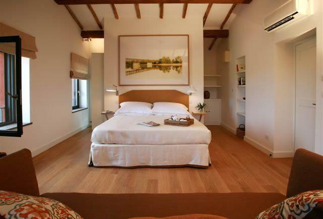 junior suite @ Locanda Rossa, Capalbio (Maremma/Tuscany), Italy