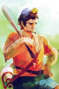 Characters | Rick Riordan/coach hedge