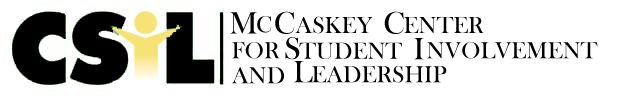 The Center for Student Involvement and Leadership (CSIL) provides a great opportunity for students to pursue extracurricular service and leadership activities. Find out more by stoppoing by the office located in the Plemmons Student Union,  Room 244