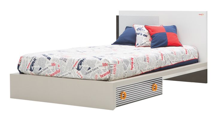 Newjoy Catalania Children's Small Double 4ft Bed