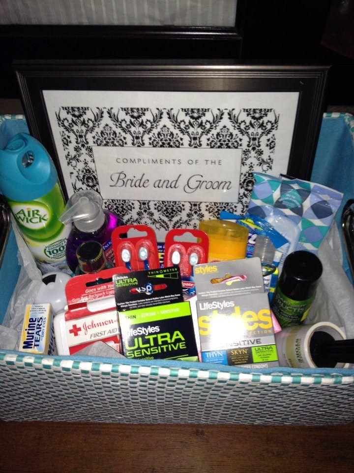 Bathroom Baskets 9 best wedding bathroom basket images on pinterest | bathroom
