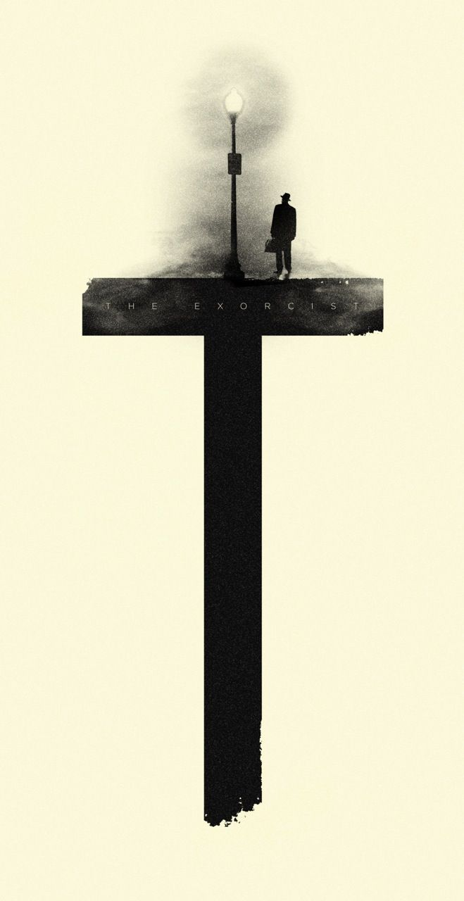 The Exorcist - Javier Vera Lainez / Diseñador Gráfico. A great, short series