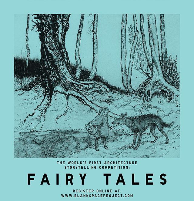 Fairy Tales Competiton Blankspace Project With Judge Paula Scher