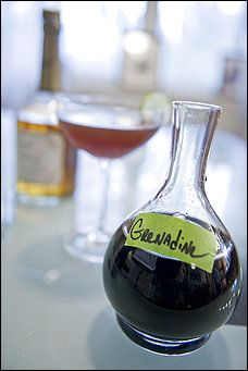 Homemade Grenadine | washington post