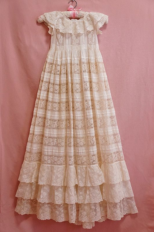 Angel Collection.jp:  Era: Made in France late 19th century  Material: Cotton