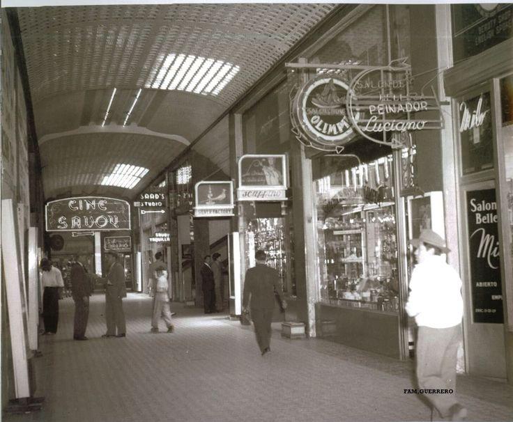 Cine Savoy centro historico cd de mexico