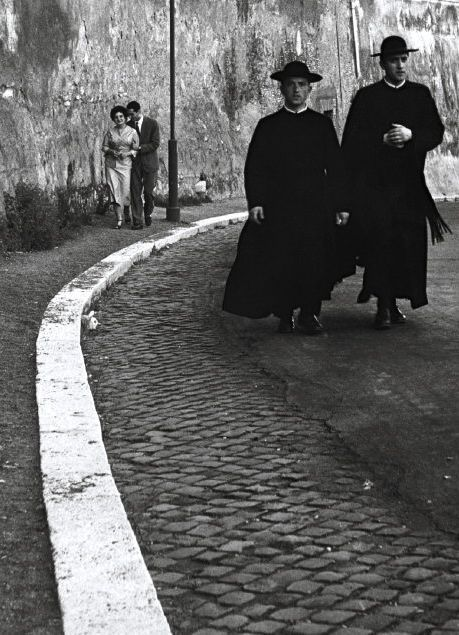 Herbert List, Rome, 1949