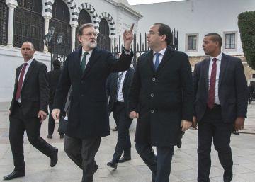 Rajoy retoma en Túnez las relegadas cumbres bilaterales con el Magreb