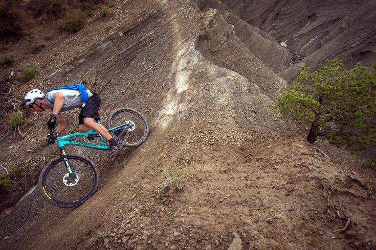 2016 Orbea Rallon enduro mountain bike first ride impressions
