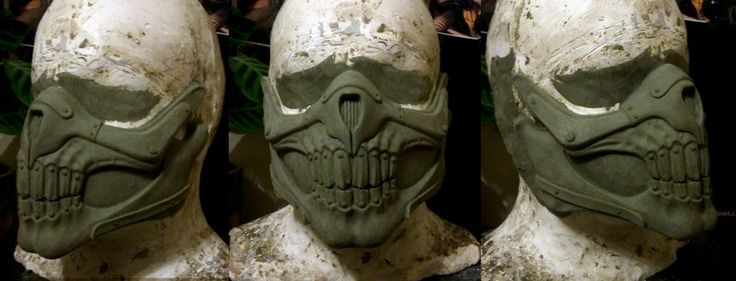 Immortan Joe's Mask WIP 2 by Thomasotom on DeviantArt