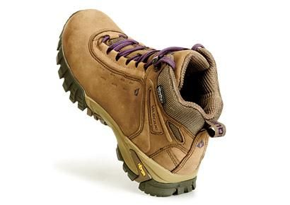 Named by Prevention Magazine: The Vasque Talus UD is the Best Hiking Boot For Backpacking