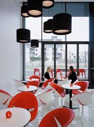Malmӧ – Sweden  Caffe' Nesta by Prada  Maxdesign So Happy & Tototo