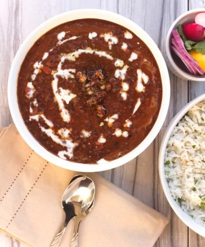 Instant Pot Dal Makhani - One Pot | Recipe | Instant pot ...