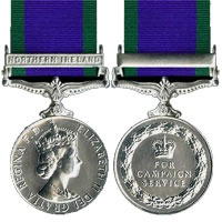 General Service Medal - British Army Website