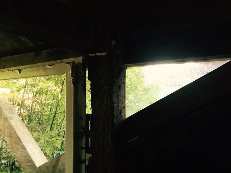 Little Perspex window