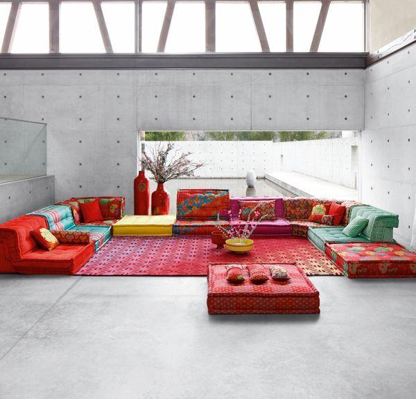 Die besten 25+ Divani design Ideen auf Pinterest Zeitgenössische - schlafzimmer design ideen roche bobois