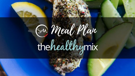 Meal Plan: The Healthy Mix 7 Day Challenge