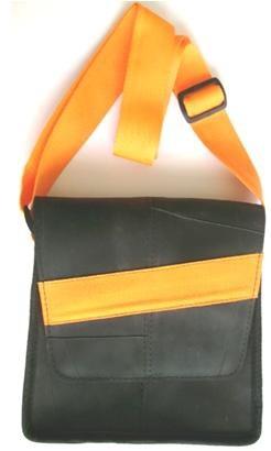 inner tube messenger bag