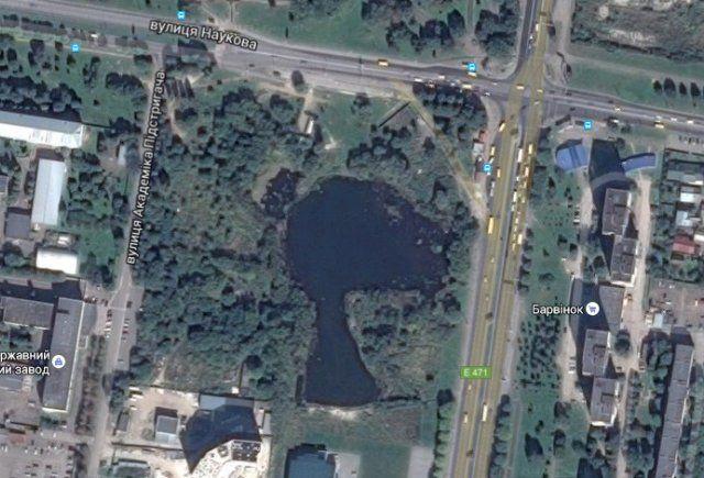 Найбільший готель Львова збудують на березі озера