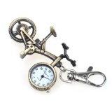 New Vintage Steampunk Bike #Necklace #Quartz Pocket Watch $2.38