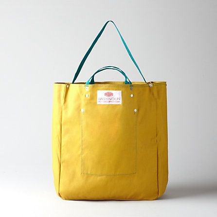 Bag'N'Noun from Steven Alan: Bagnnoun Ducks, Canvas Bags, Canvas Tools, Bags N Nouns, Ducks Canvas, Tools Bags, Bags 11, Bags Hangers, Steven Alan