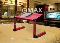 Flexible soporte del ordenador portátil nottable omax A6 protable escritorio del ordenador portátil plegable de omax buena calidad https://app.alibaba.com/dynamiclink?touchId=60247350858