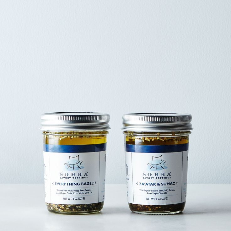 Za'atar & Sumac + Everything Bagel in Olive Oil (2-Pack) on Food52